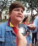 Mirla Rojas, coordinadora estadal de la Misión Ribas.